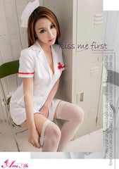 Lingeriecats Sexy Seductive Nurse Cosplay Costume Set