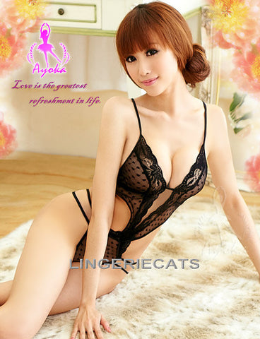 Sly Love Teddy - LingerieCats