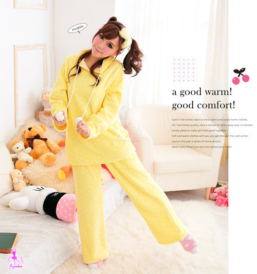 Yellow Duck Pajama