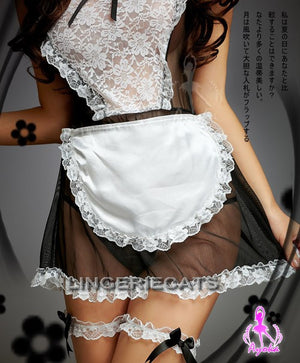 Special Room Service Maid Costume - LingerieCats
