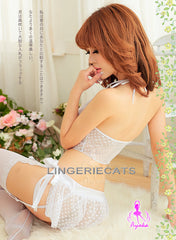 Love Rocks 5 Pcs Cami Set - LingerieCats