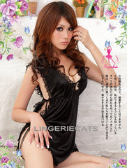 Alluring Rayon Chemise - LingerieCats