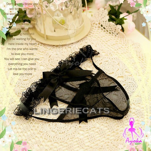 Wooing Darling Babydoll - LingerieCats