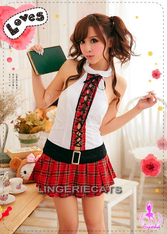 School Sweetie Costume, Halloween Costumes, Asian Lingerie, Japanese Student Uniform, Lingeirecats