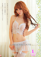 Love Rocks 5 Pcs Cami Set