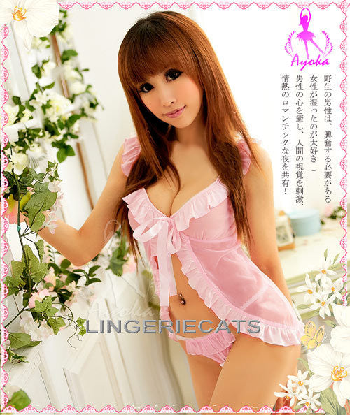 Irresistible Babydoll Set