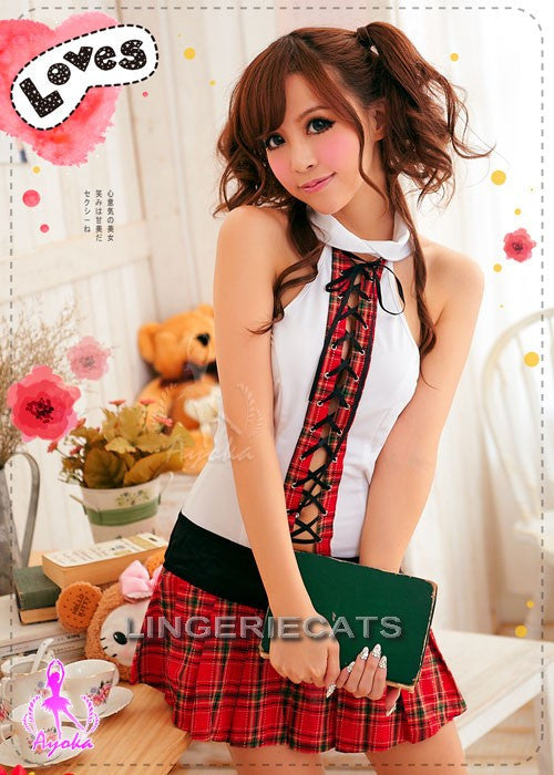 School Sweetie Costume - LingerieCats
