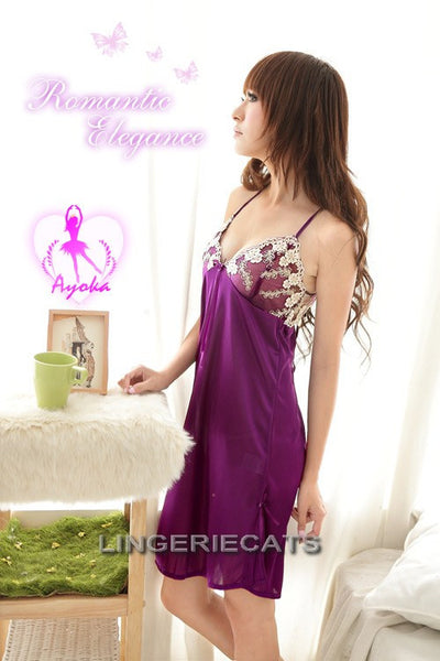 Bewitching Rayon Chemise