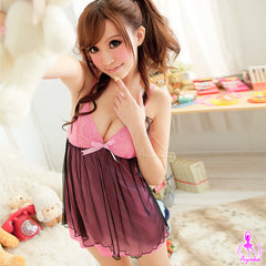Lingeriecats Sexy Violet Scent Babydoll - LingerieCats
