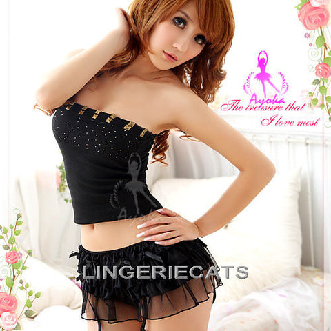 Lingeriecats Lace All Over Babydoll