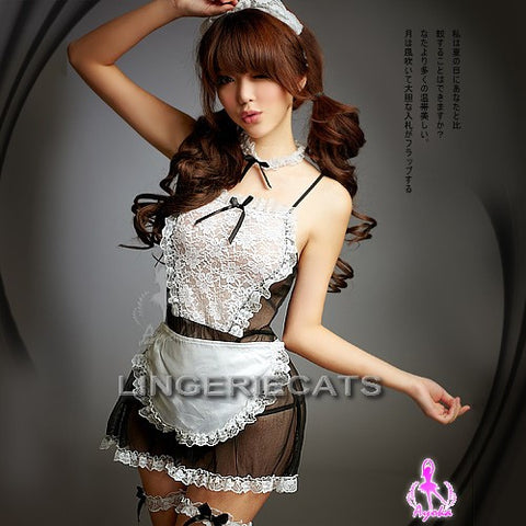 Hot Lace Chinese Cheongsam Costume