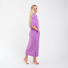 Load image into Gallery viewer, Orchid Charlie Lounge Dress
