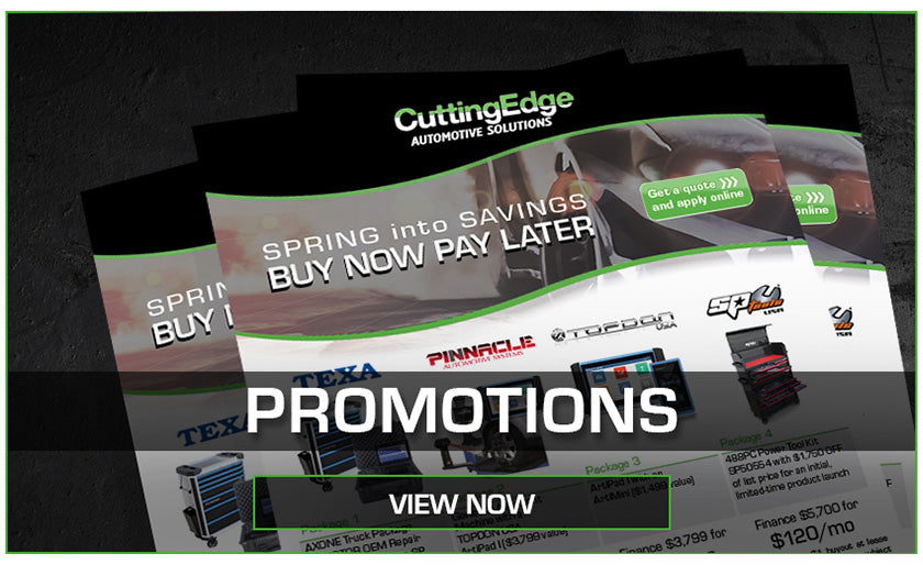 Cutting Edge Automotive Solutions