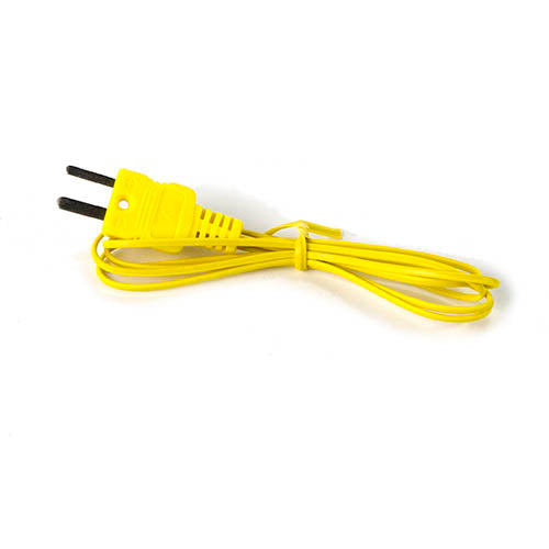 "Yellow Jacket 69218 | Type ""K"" general purpose probe, 500°F (260°C) Max temp, 3 ft. (0.91 m) length, 3 sec. response time"
