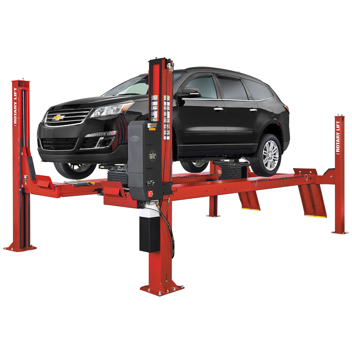 ARO14 14,000 lb. Open Front Alignment Rack