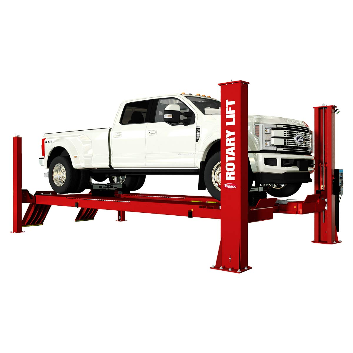 ARO22 22,000 lb. HD Open Front Drive-On Alignment Lift