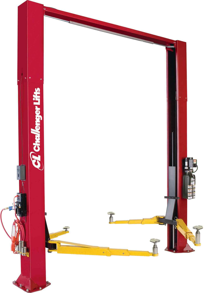 CL10V3-Challenger-2-Post-Versymmetric-10000-lb-Lift-Rack