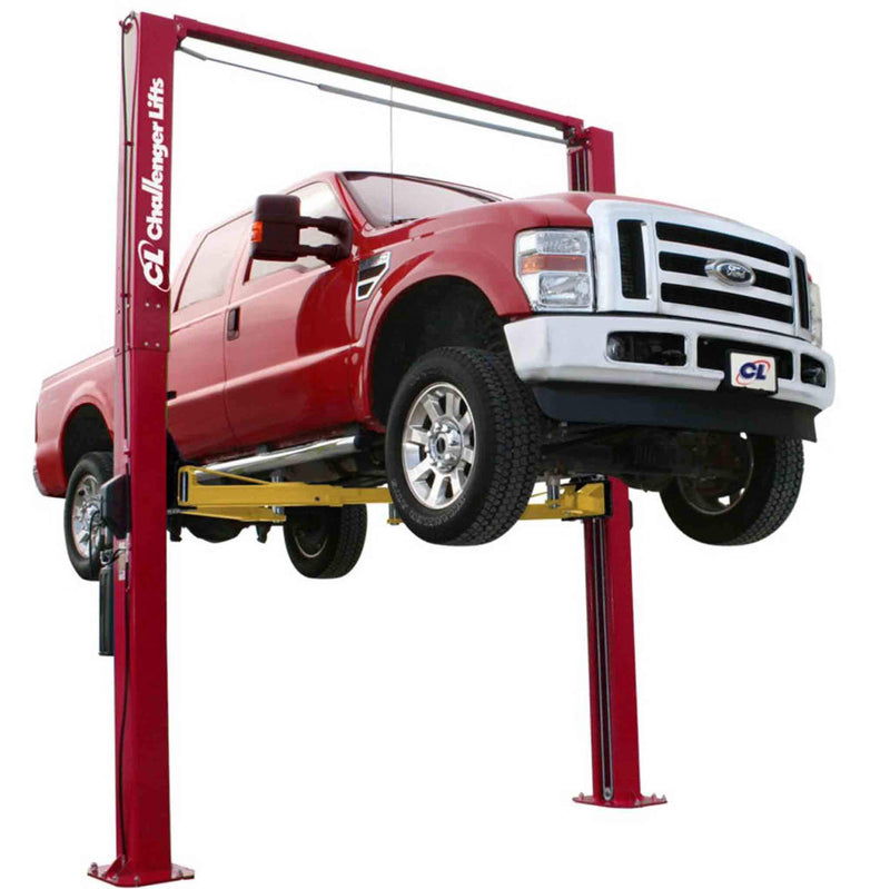 E12-Challenger-2-Post-12000-lb-Economy-Lift-Rack