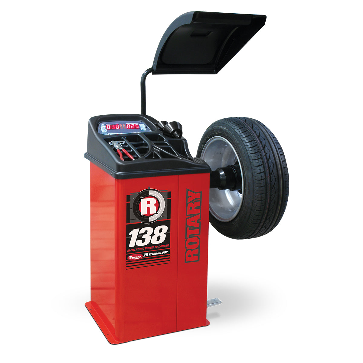 R138 Shop 2D Wheel Balancer