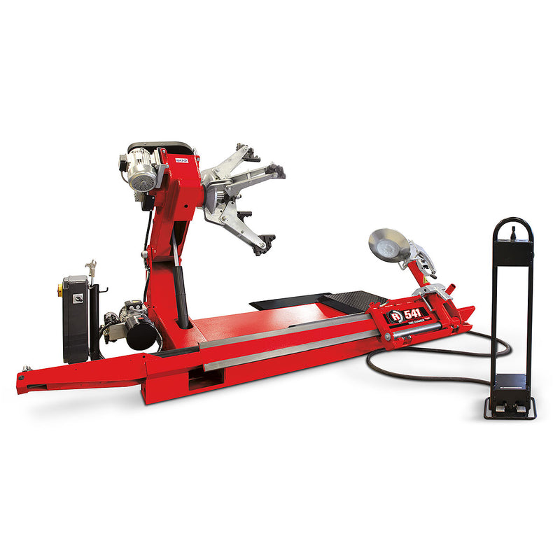 R541 Commercial Heavy-Duty Tire Changer