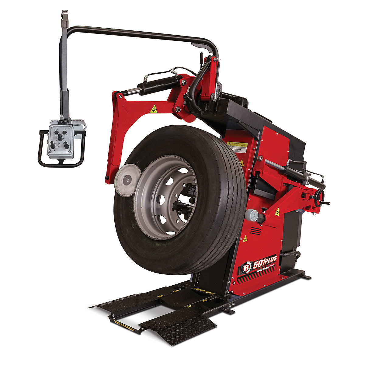 R501Plus Super Fast Truck Tire Changer