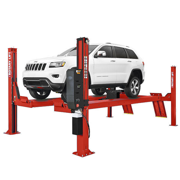 SMO14 14,000 lb. Open Front Drive On Lift