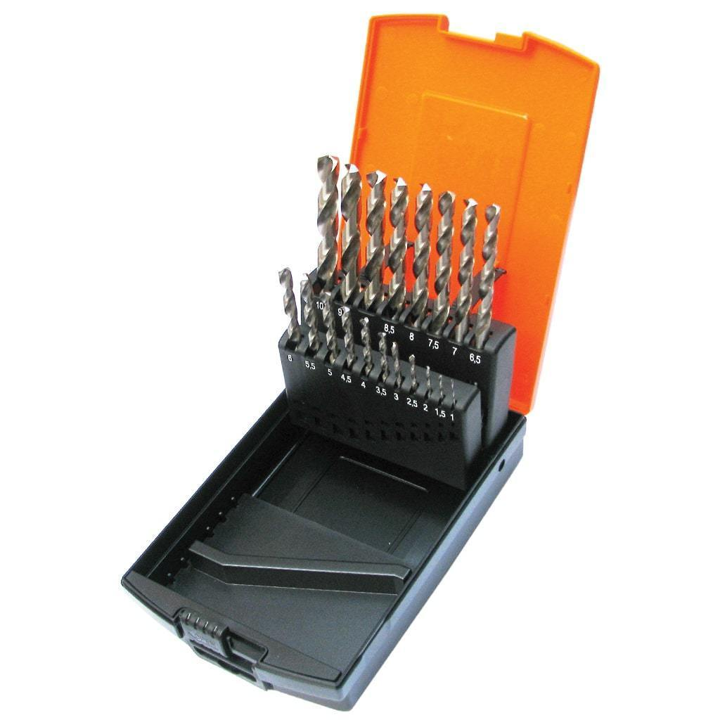 drill-bit-sets-hss-metric-19pc