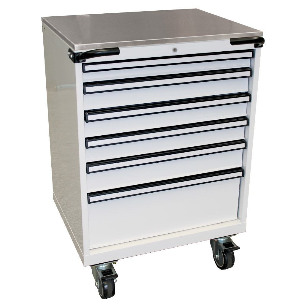storage-roller-cabinet-stainless-steel-work-top-5-drawer-567mm-clone