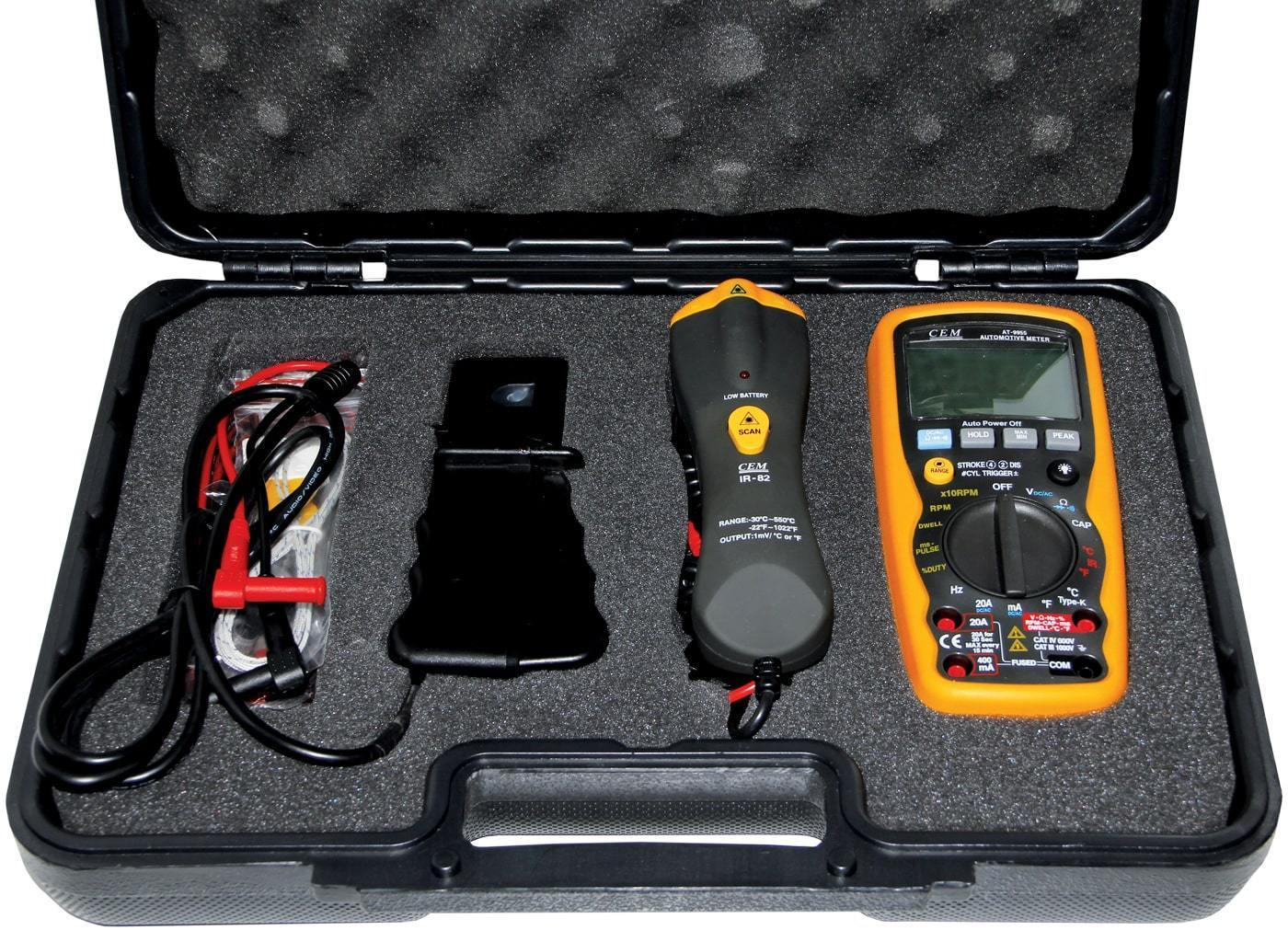 digital-automotive-multimeter-with-ir-adapter