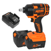 "18V 1/2"" DR BRUSHLESS IMPACT WRENCH KIT - 4.0AH BATTERIES"