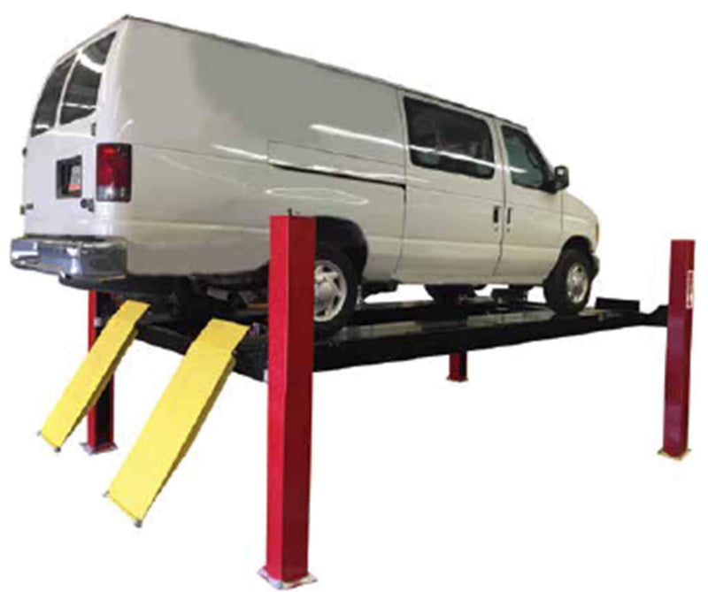 TLS 15,000 lb. Closed Front Service Lift