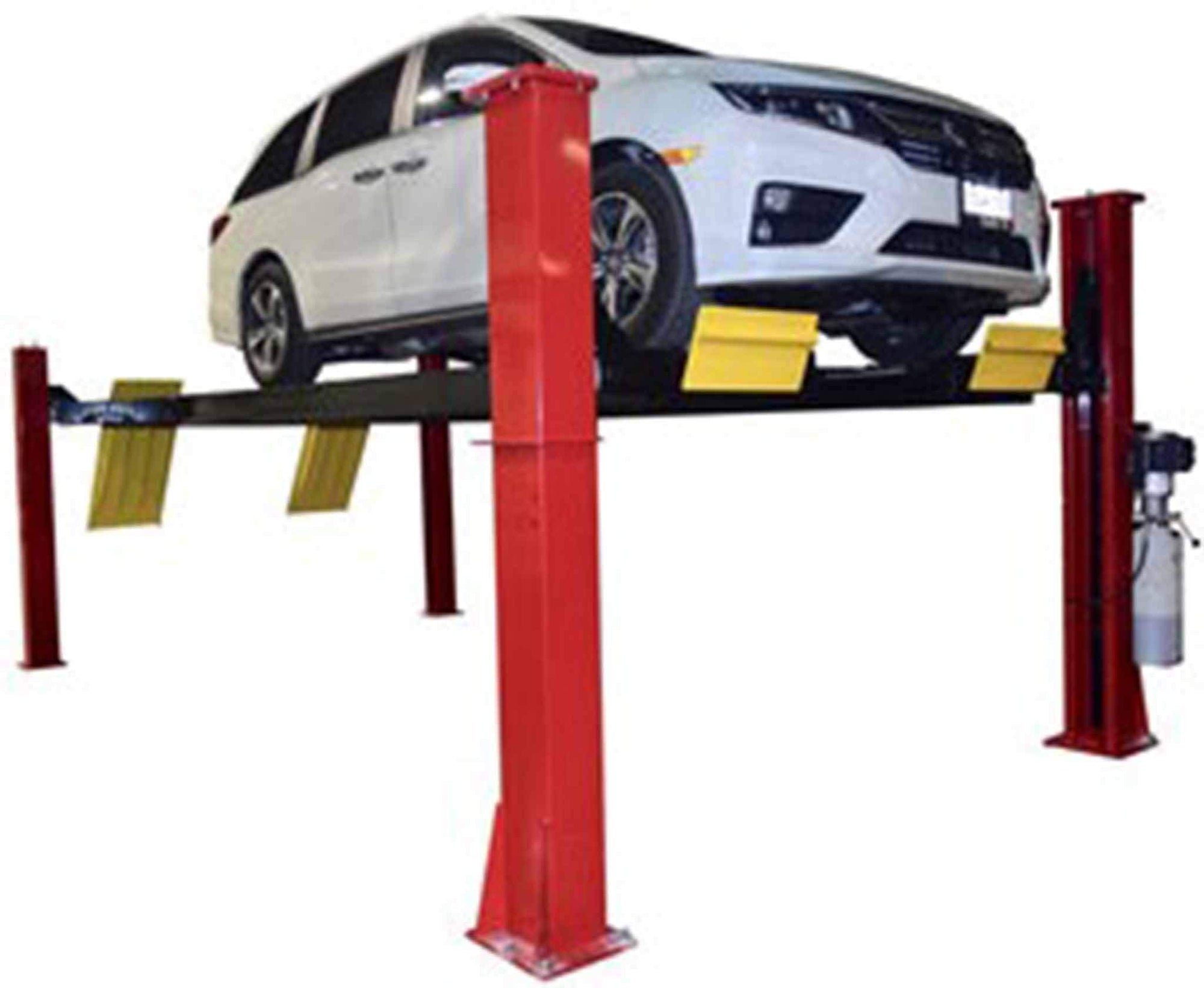 TLS 15,000 lb. Open Front Alignment Lift