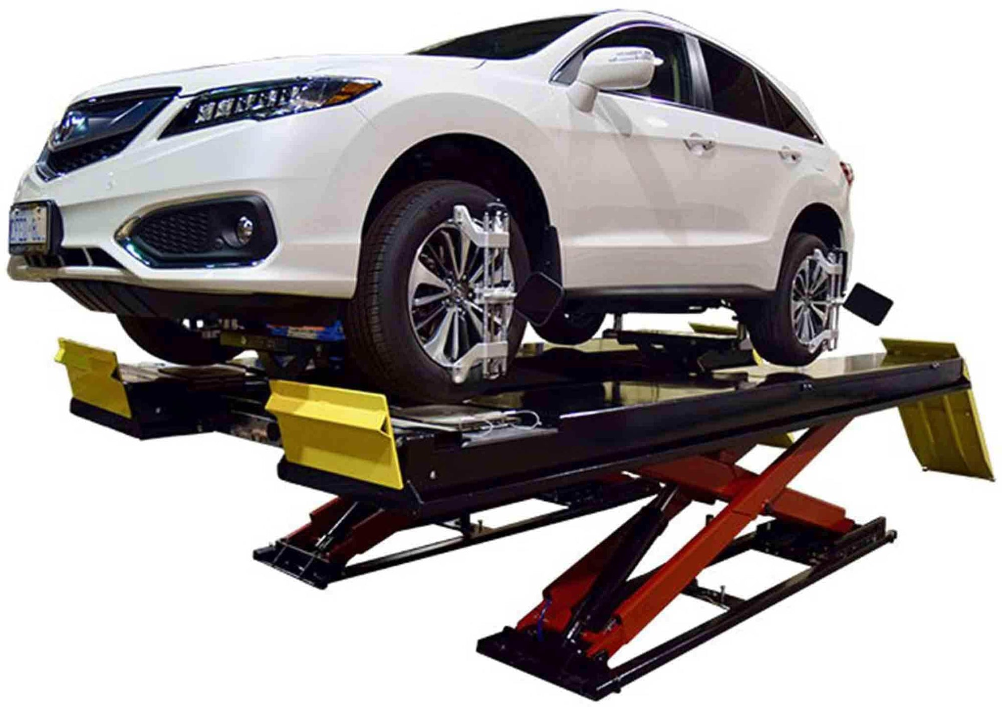 TLS 12,000 lb. Alignment Scissor Lift