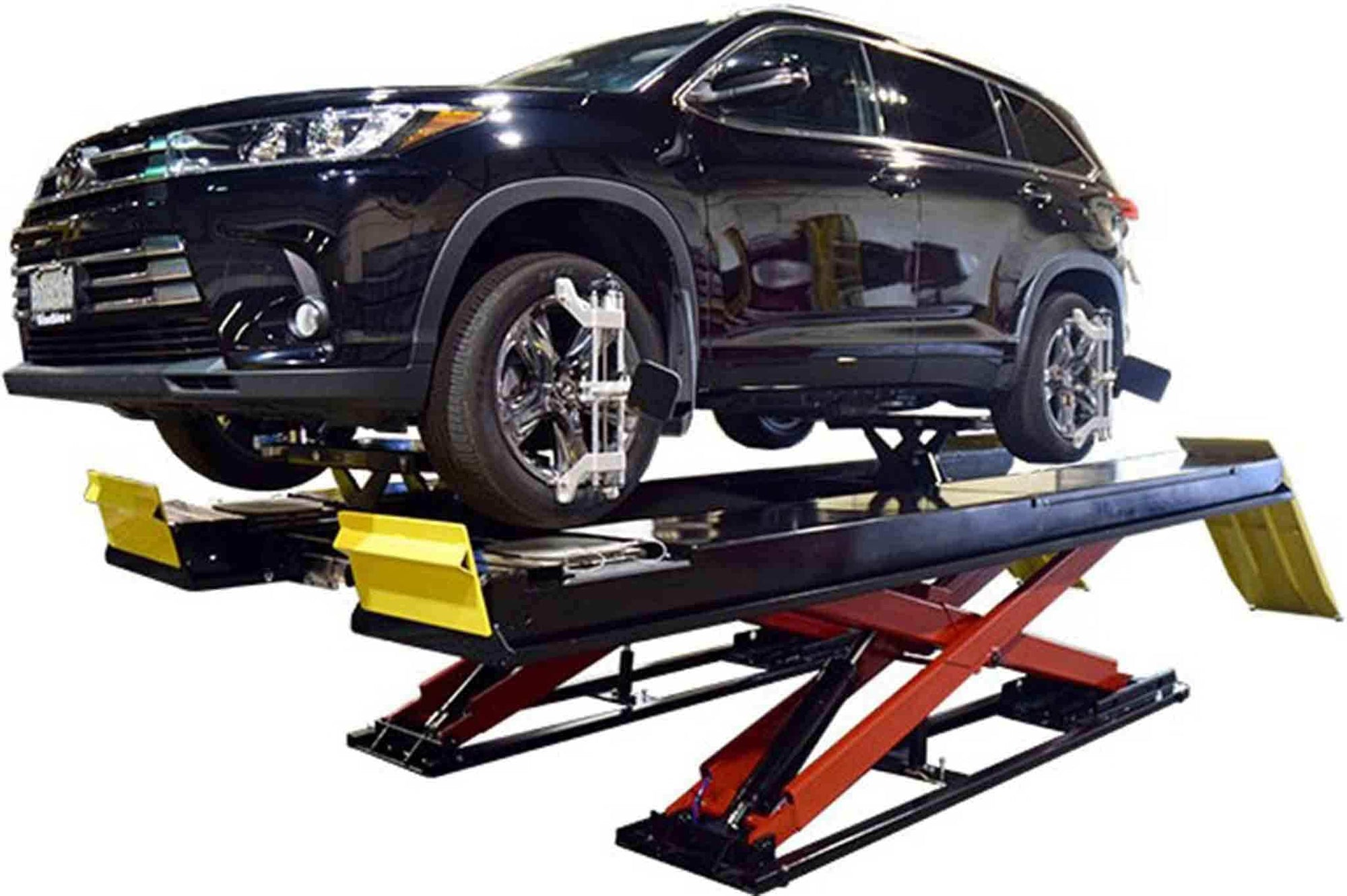 TLS 14,000 lb. Alignment Scissor Lift