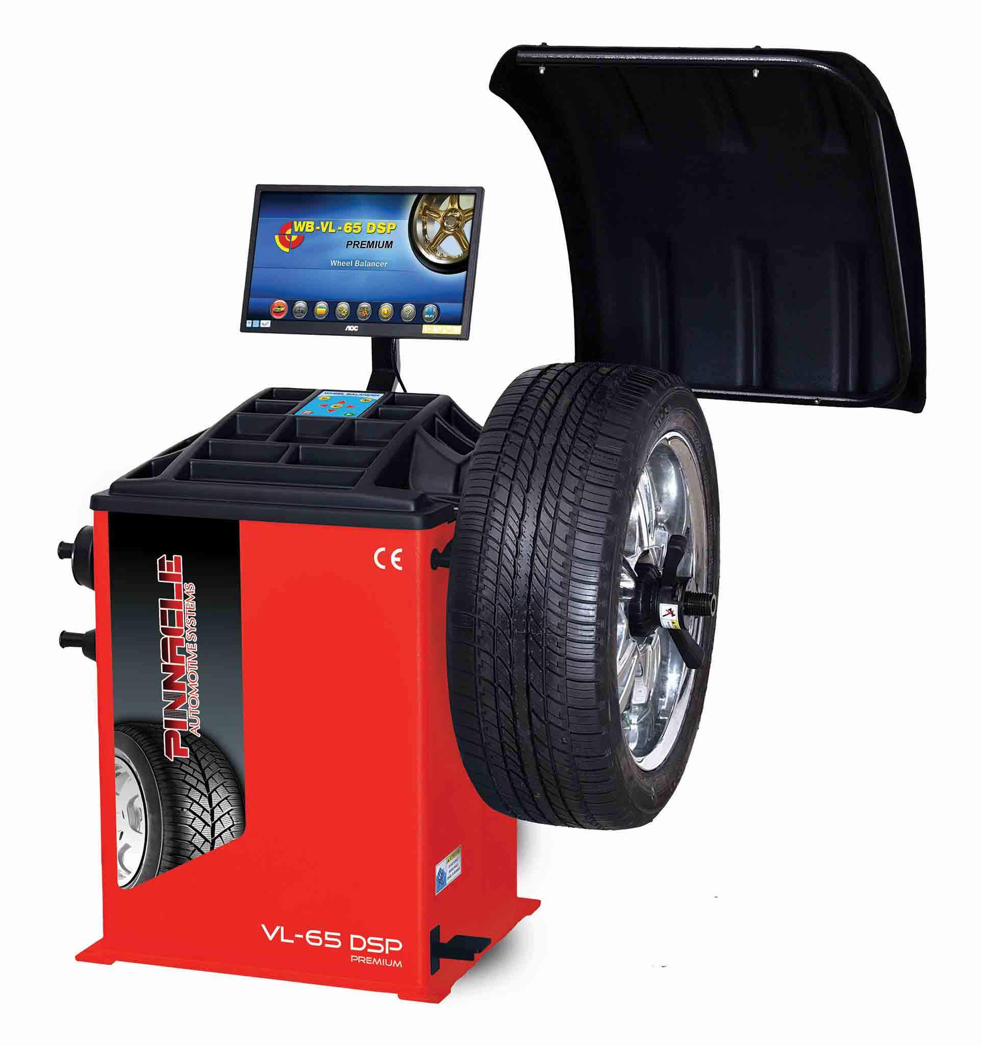 VL-65 DSP LX Premium Wheel Balancer