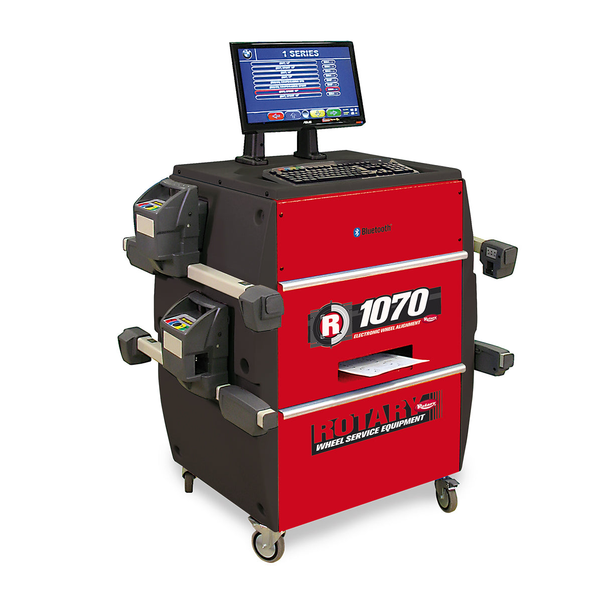 R1070 Pro CCD Wheel Alignment System