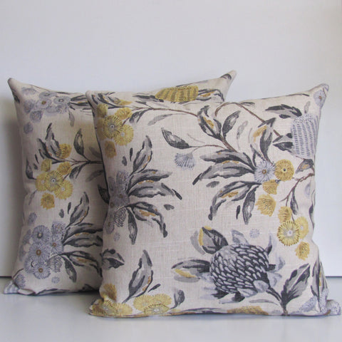 Made to order Hinterland natural cushion cover