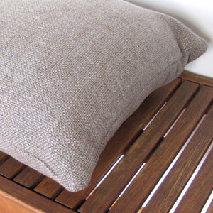 Bristol Taupe cushion cover