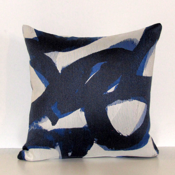 Yves Klein Canvas cushion cover