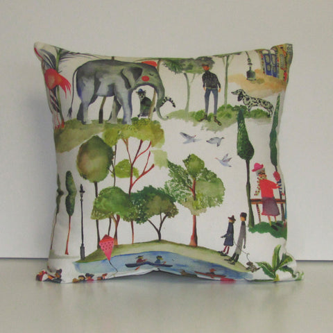 Expedition kids cushion cover
