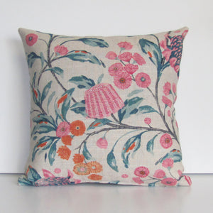 Hinterland cushion cover, Spring