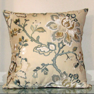 Angelique linen cushion cover
