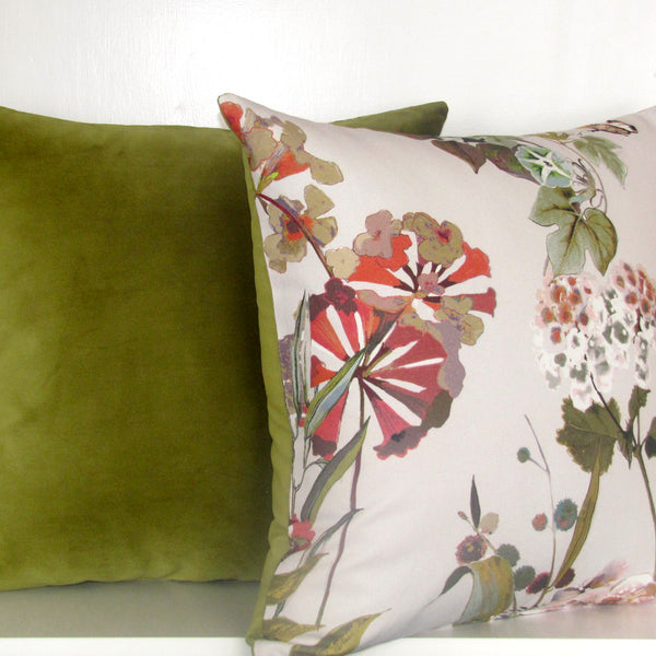 Made to order Agatha Rose cushion cover