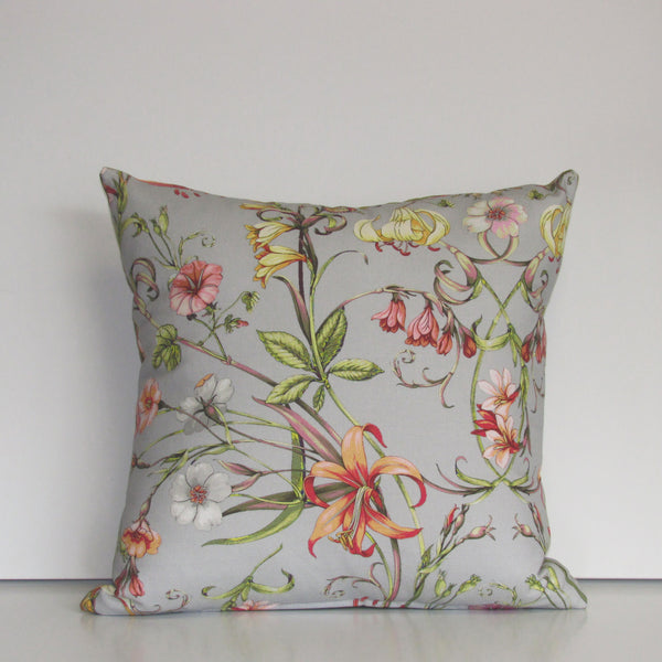 Made to order Lily cushion cover