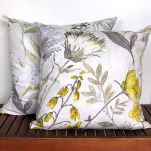 Made to order Meadow cushion cover