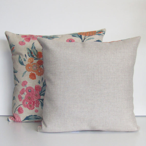 Made to order Hinterland spring cushion cover