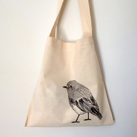 Scarlet Robin shopping bag