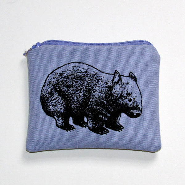 wombat coin purse
