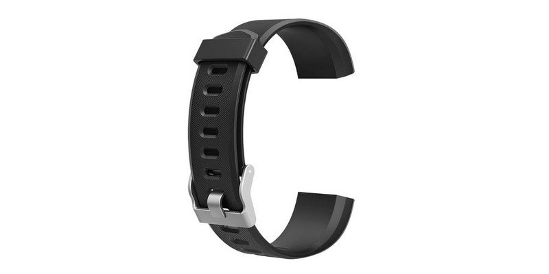 ID115 Plus Smart Watch/Bracelet Replacement Band - Black