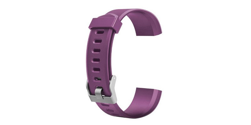 ID115 Plus Smart Watch/Bracelet Replacement Band - Purple